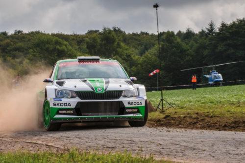 SKODA MOTORSPORT Sacre champion du Monde - Rallye dAllemagne 2017  10-jpg
