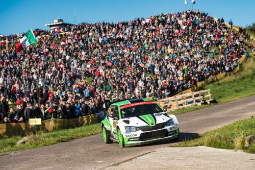 SKODA MOTORSPORT Sacre champion du Monde - Rallye dAllemagne 2017  6-jpg