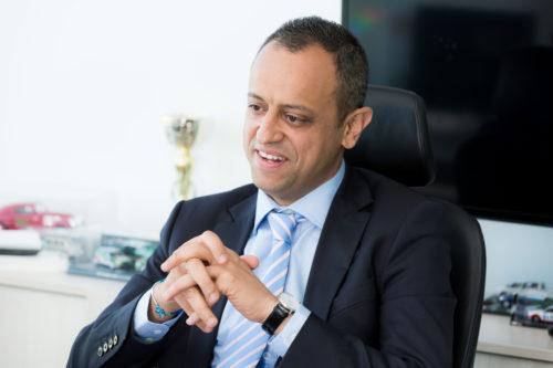 Lahouari BENNAOUM - Directeur de ŠKODA France - 18