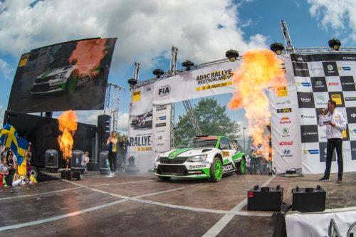 SKODA MOTORSPORT Sacre champion du Monde - Rallye dAllemagne 2017  11-jpg