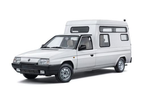 SKODA FAVORIT - prototype vehicule de secours - 1986 1-jpg-jpg