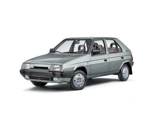 SKODA FAVORIT - prototype 5 portes - 1986 1-jpg-jpg
