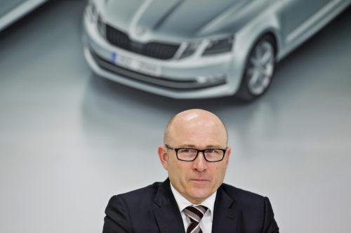 Bernhard MAIER - Directeur de SKODA AUTO - Conférence annuelle 2017