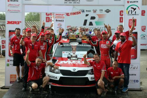 SKODA Champion APRC 2017  victoire en Inde-jpg