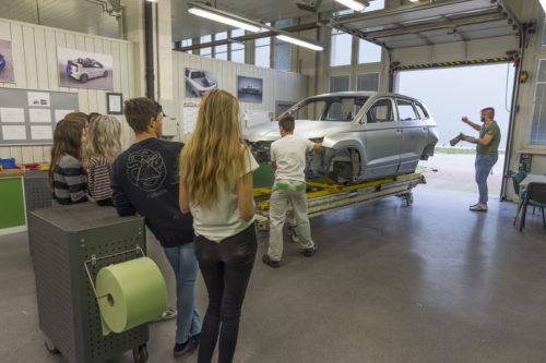 AZUBI CAR 2018 - Debut de lassemblage 6-jpg