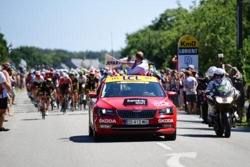 CPPour la 16e edition consecutive SKODA soutient le Tour de France en tant que partenaire principalheadline-jpg