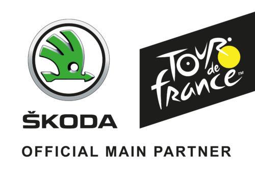 CPPour la 16e edition consecutive SKODA soutient le Tour de France en tant que partenaire principal 2-jpg